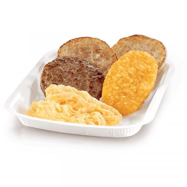 Большой Завтрак в Макдональдс