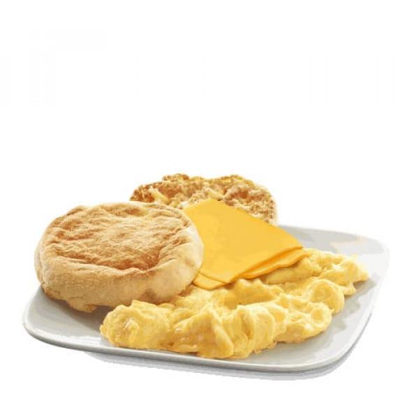 Омлет с сыром в Макдональдс