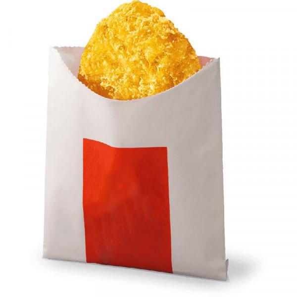 Картофельный оладушек в Макдональдс
