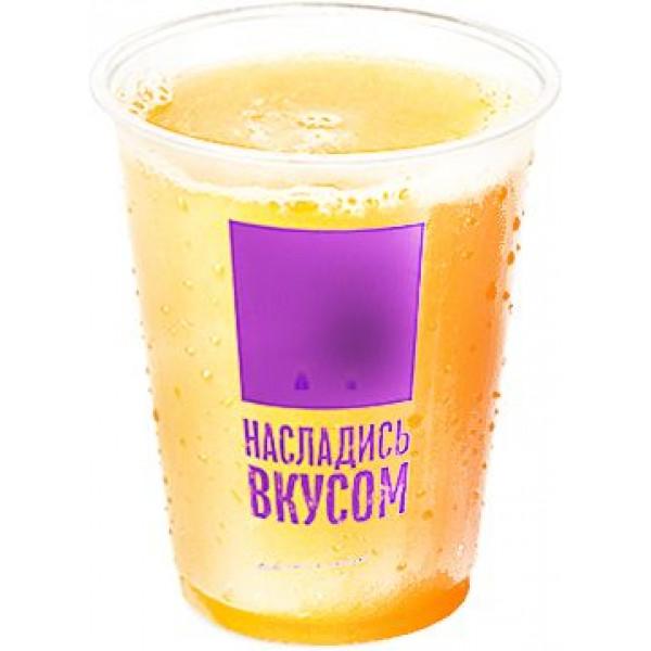 Яблочный сок в Макдональдс