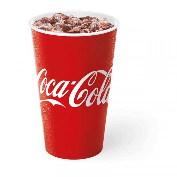 Кока-Кола в Макдональдс