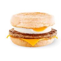 МакМаффин с яйцом и свиной котлетой за 115 руб
