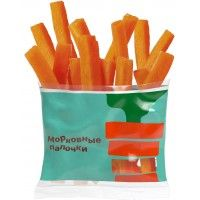 Морковные палочки за 44 руб