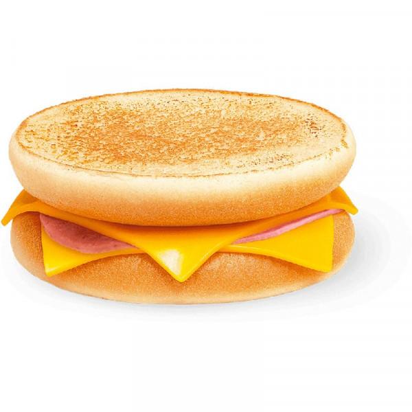 МакТост с ветчиной и сыром в Макдональдс