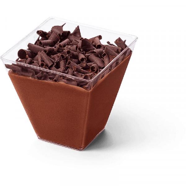 Шоколадный мусс в Макдональдс