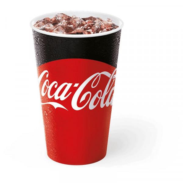 Кока-Кола Зеро в Макдональдс