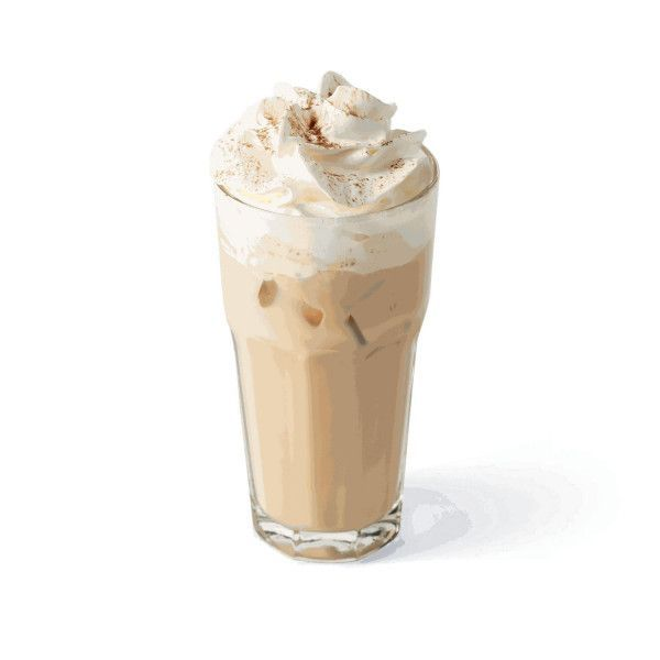 Гранд Айс кофе в Макдональдс