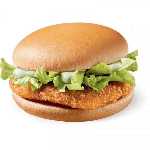 Чикенбургер в Макдональдс