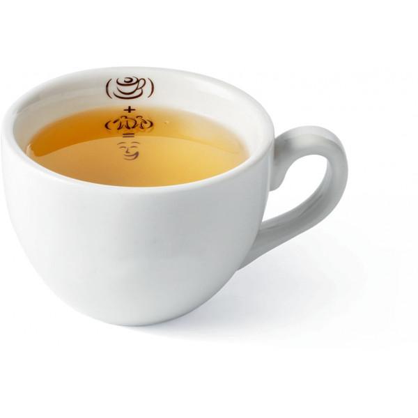 Зеленый листовой чай «Хуго коктейль» в Макдональдс