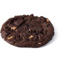 Печенье шоколадное с кусочками шоколада за 55 руб